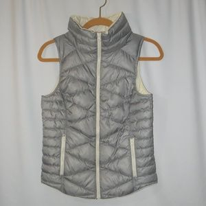 NWOT So Authentic American Heritage Puffer Vest